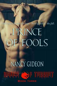 Prince of Fools by Nancy Gideon @NancyGideon #RLFblog #paranormal