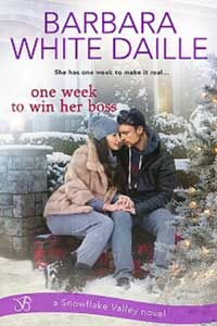 One Week to Win Her Boss by Barbara White Daille @BarbaraWDaille #RLFblog #sweetromance