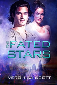 Meet Larissa Channer from The Fated Stars by Veronica Scott @vscotttheauthor #RLFblog #scifi