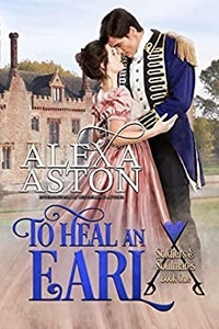 Read the new Victorian Romance novel To Heal an Heir by Alexa Aston #historical #romance #RLFblog