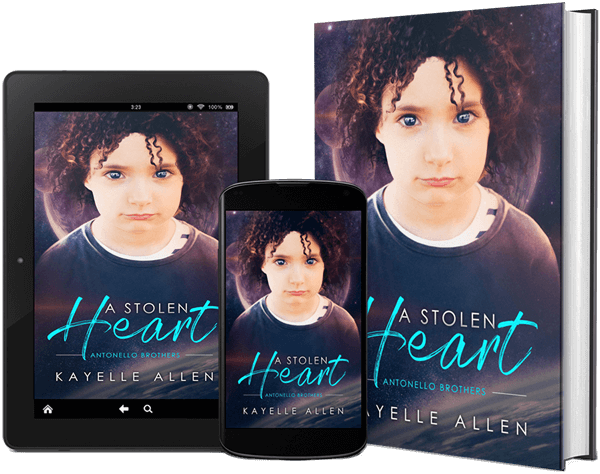 Get a first peek at the new #SciFi A Stolen Heart by Kayelle Allen #RLFblog Review the book free #BookReview