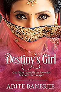 Read Destiny's Girl by Adite Banerjie #FreeBookFriday #Read