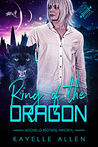Ring of the Dragon by Kayelle Allen