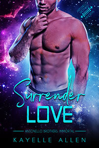Surrender Love, MM Sci-Fi by Kayelle Allen
