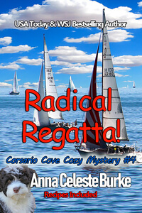 Fiction Furbaby: Meet Archie from Radical Regatta! by Anna Celeste Burke @aburke59 @RobsRescues #RLFblog #Pets