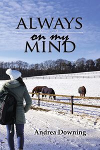 Read Always on My Mind by Andrea Downing @AndiDowning #RLFblog #NewRelease #westernromance