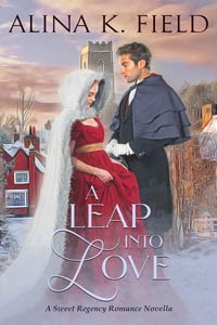 Know the Heroine from A Leap Into Love by Alina K Field @AlinaKField #RLFblog #SweetRegencyRomance