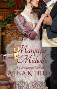Meet Alina K Field @AlinaKField Author of The Marquess and the Midwife #RLFblog #RegencyRomance #ReadaRegency