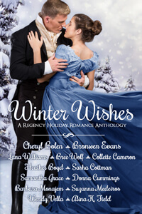 The Duke She Despised by Alina K Field (Winter Wishes Regency Holiday Romance Anthology) @AlinaKField #RLFblog #RegencyRomance #ReadaRegency