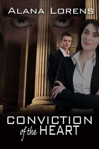 Read the new Conviction of the Heart by Alana Lorens #RLFblog #romanticsuspense