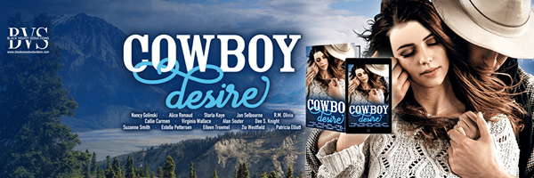 Know the Hero from Space Cowboy Blues a story by Alice Renaud in the BVS anthology Cowboy Desire @alicerauthor #RLFblog #ParanormalRomance #SciFi