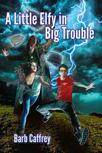 Bucket list of Sarah Birch from A Little Elfy in Big Trouble @BarbCaffrey #RLFblog #YA #Fantasy
