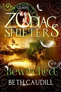 Read the new #PNR Bewitched by Beth Caudill @beth_caudill #RLFblog #NewRelease #ParanormalRomance
