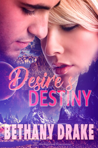 Desire's Destiny by Bethany Drake #FreeBookFriday #Read