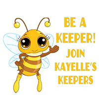 Inviting #RLFblog readers and authors - join Kayelle's Keepers!