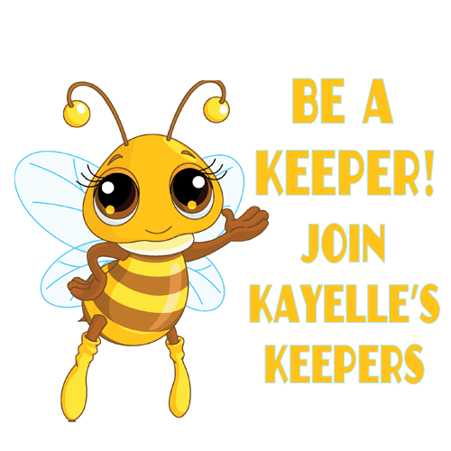 Inviting #RLFblog readers and authors - join Kayelle's Keepers! #books #read