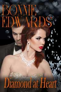 Diamond a Heart by Bonnie Edwards @BonnieEdwards #RLFblog #NewRelease #RomanticSuspense