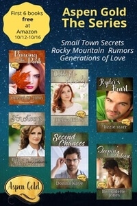 Read the series: Aspen Gold The Series by Cheryl St John, Lizzie Starr, Barbara Gwen, Debra Hines, Donna Kaye, Bernadette Jones @gold_aspen #RLFblog #romance