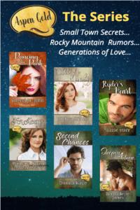 Stressing the Heroes and Heroines from Aspen Gold the Series by Bernadette Jones @RomanceBJones #RLFblog #Romance