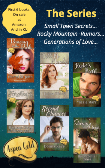 Stressing Hero and Heroines from Aspen Gold the Series @RomanceBJones #RLFblog #Romance