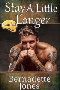 Check out Stay A Little Longer, coming soon from Bernadette Jones @RomanceBJones #RLFblog #NewRelease #RomanticSuspense