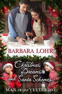Christmas Dreams and Santa Schemes by Barbara Lohr #ChristmasRomance #Read