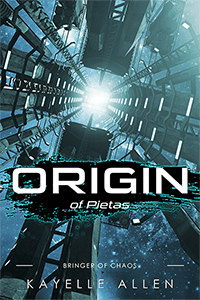 Bringer of Chaos: the Origin of Pietas by Kayelle Allen #SciFi #SpaceOpera #RLFblog
