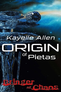 Bringer of Chaos: Origin of Pietas by Kayelle Allen #FreeBookFriday #Read
