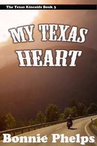 My Texas Heart by Bonnie Phelps @bonniephelps15 #RLFblog #NewRelease #ContemporaryRomance