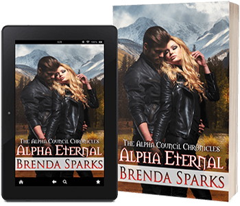 Coming Soon: Alpha Eternal by Brenda Sparks @brenda_sparks #RLFblog #PNR