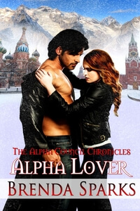 Read the paranormal romance Alpha Lover by Brenda Sparks @brenda_sparks #RLFblog #PNR