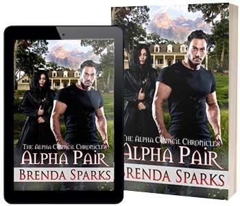 Read Alpha Pair by Brenda Sparks @brenda_sparks #RLFblog #Vampire #PNR