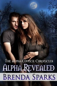Alpha Revealed by Brenda Sparks