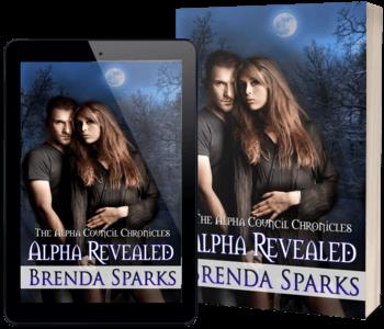Brenda Sparks author of Alpha Revealed, shares a #TechTip for passwords @brenda_sparks #RLFblog