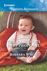 The Rancher's Baby Proposal by Barbara White Daille @BarbaraWDaille #RLFblog #contemporaryromance
