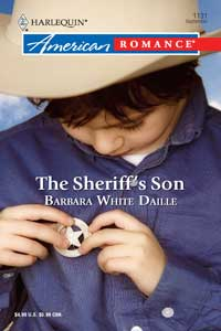 The Sheriff's Son by Barbara White Daille @BarbaraWDaille #RLFblog #contemporaryomance