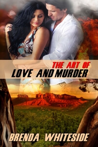Read the series: The Love and Murder Series by Brenda Whiteside @bwhitesid2 #RLFblog #RomanticSuspense
