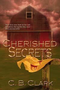 Read the suspenseful Cherished Secrets by CB Clark @cbclarkauthor #RLFblog #RomanticSuspense
