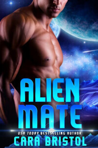Alien Mate by Cara Bristol #SciFi #Romance #FreeBookFriday #RLFblog