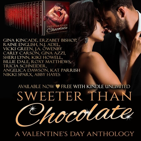 Sweeter Than Chocolate: Valentine's Day Anthology by Carly Carson @Carly_Carson #RLFblog #NewRelease #Contemporary Romance
