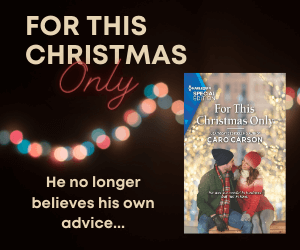 Coming Soon: For This Christmas Only by Caro Carson @TheCaroCarson #RLFblog #ChristmasRomance #ContemporaryRomance #HometownHoliday