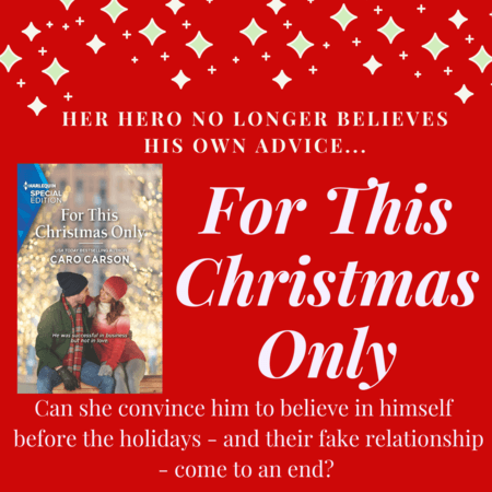 Discover fast fun facts about Caro Carson author of For This Christmas Only @thecarocarson #RLFblog #ContemporaryRomance #ChristmasRomance