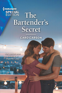 The Bartender's Secret by Caro Carson