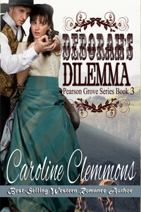 Deborah's Dilemma by Caroline Clemmons