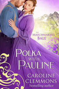 Polka With Pauline by Caroline Clemmons