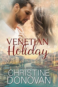 Venetian Holiday by Christine Donovan @cmdonovan #FreeBookFriday #RLFblog #Read