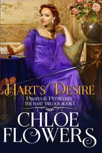 Hart's Desire (Hart Trilogy #1) by Chloe Flowers #FreeBookFriday #Read