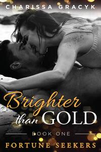 Fiction Furbaby: Meet Fisher from Brighter Than Gold by Charissa Gracyk @charissagracyk @RobsRescues #RLFblog #Pets