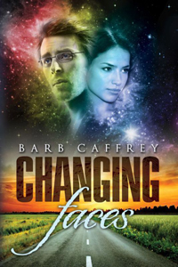 Changing Faces: a Transgender SciFi by Barb Caffrey @BarbCaffrey #RLFblog #writeLGBT #SciFi