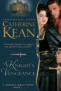 A Knight's Vengeance by Catherine Kean #FreeBookFriday #Read